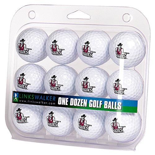Find Discount NCAA New Mexico State Aggies - Dozen Golf Balls