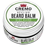 Cremo Styling Beard Balm, Mint Blend -- Nourishes,...