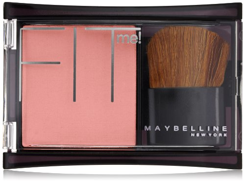 Maybelline New York Fit Me! Blush, Deep Coral, 0.16 Ounce