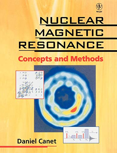 Nuclear Magnetic Resonance: Concepts and Methods