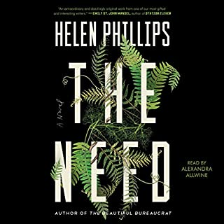 The Need audiobook cover art