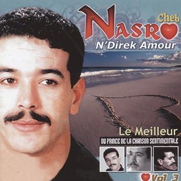 Cheb Nasro, Le meilleur du prince de la chanson sentimentale Vol.3