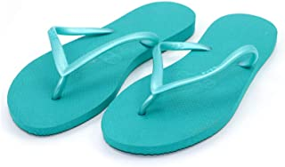 Dupe Green Flip Flop Thong Design Slipper for Women