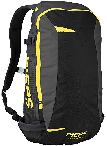 Pieps W Track 30 Schwarz, Damen Snowboard-Rucksack, Größe 30l - Farbe Black
