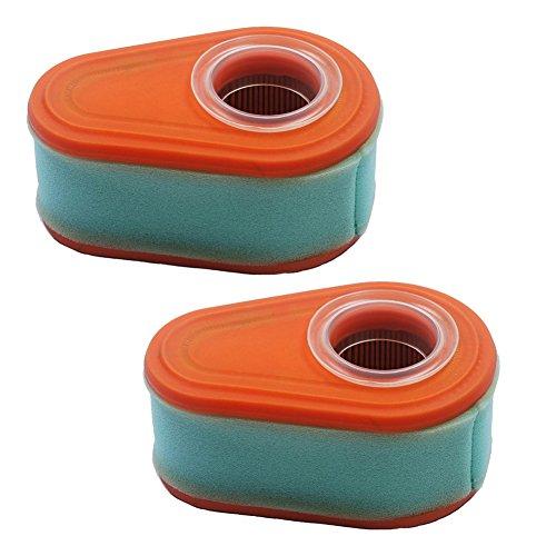 Beehive Filter Luftfilter Reiniger Ersatz für Briggs & Stratton 792038 Briggs and Stratton (Packung mit 2)