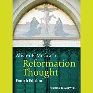 Reformation Thought cover art
