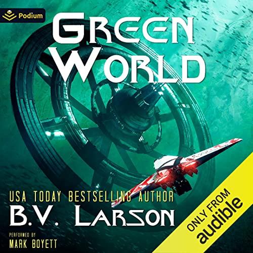 Green World Titelbild