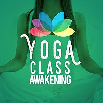Yoga Class Awakening