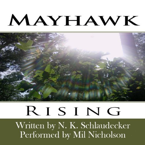 Mayhawk: Rising audiobook cover art