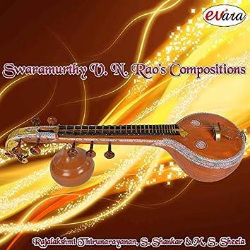 Swaramurthy V. N. Rao's Compositions