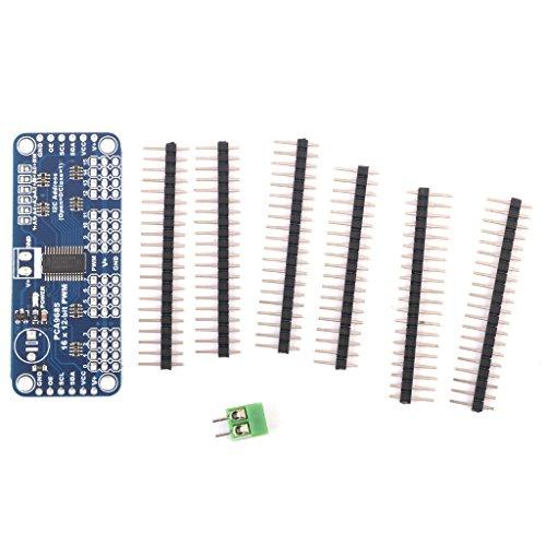 gazechimp 16 Channel 12 Bit PWM/Servo Treiber Modul I2C Schnittstelle für Arduino