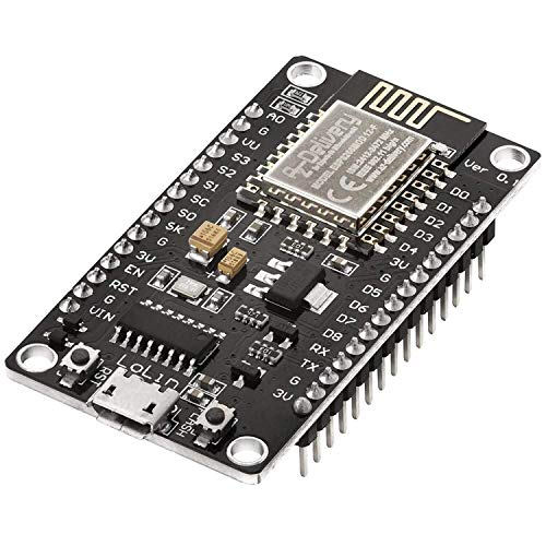 AZDelivery ⭐⭐⭐⭐⭐ NodeMCU Lua Lolin V3 Module ESP8266 (ESP-12E), Carte de développement Development Board Wi-FI avec CH340
