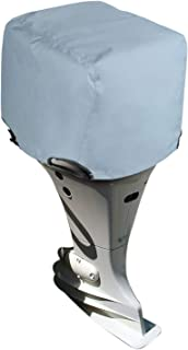 Leadpro Trailerable Outboard Motor Cover, Boat Motor Engine Cover 10HP to 300HP