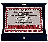 Bombo Targa Premio Super Mamma