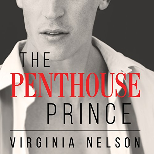 The Penthouse Prince audiobook cover art