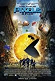 PIXELS - Brazilian Imported Movie Wall Poster Print - 30CM