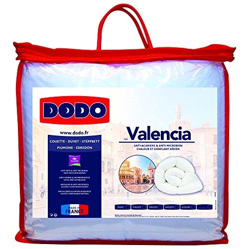 Do Wrap Performance Headwear Dodo - Piumino Valencia 100 g/m2, Bianco, 30 x 60 cm