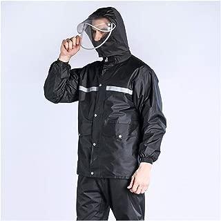 Ruosaren Tuta Protettiva Isolamento Tuta Traspirante Impermeabile Anti-Polvere Abbigliamento Protettivo