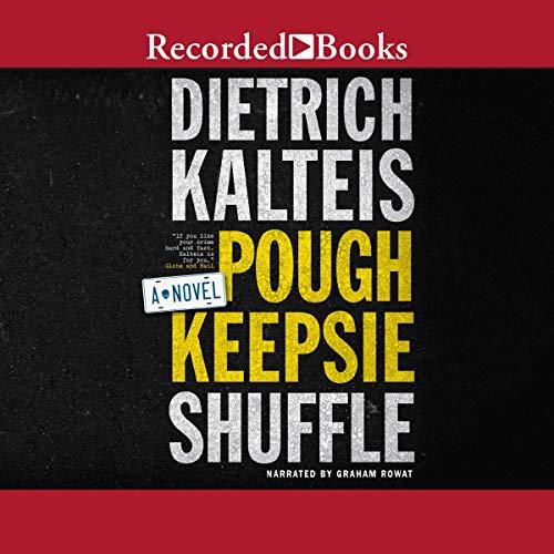 Poughkeepsie Shuffle audiobook cover art