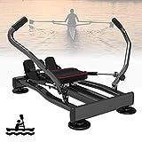 Ycrdtap Remo Gimnasio Rowing Machine Remo Estatico Aparatos De Gimnasia, Maquina De Remos, Pantalla...