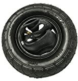 Qind 200x50 (8'x2') Scooter Tire & Inner Tube Set for Razor and Other Small Scooters