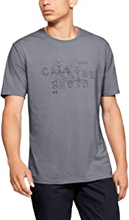Under Armour Men's Call The Shots Short Sleeve