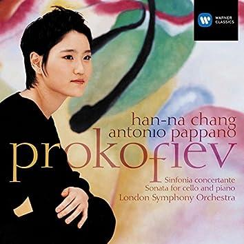 Prokofiev: Sinfonia concertante - Sonata for Cello and Piano