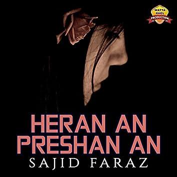 Heran an Preshan an - Single