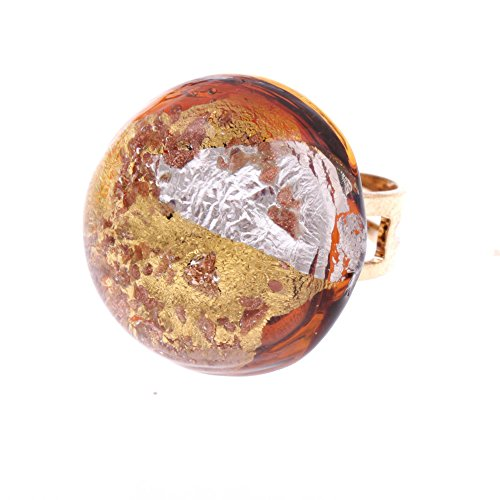 Ein Murano Glas Ring vom feinstem, Modell