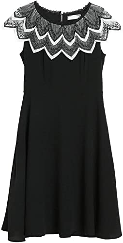 Nouvelle Section Longue Robe Longue Brodée A-Ligne pour Femmes De Grande Taille