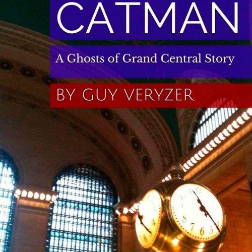 Catman audiobook cover art