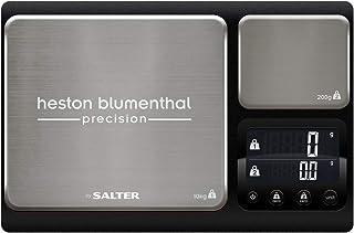 Heston Blumenthal Dual Platform Precision Scale Dual Platform Precision Scale, Black, 1049AHBBKDR
