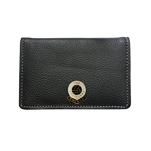 Fulham Football Club Leather Card Holder Wallet