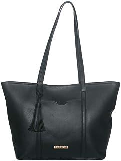CAPRESE Women's Handbag (Black)