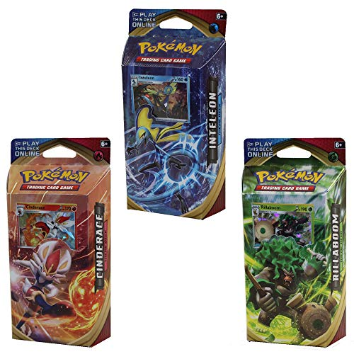 what is the best pokemon theme decks 2020