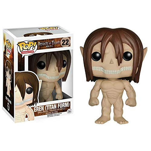 Gogowin Attack on Titan #22 Eren (Titan Form) No Box Chibi Figure