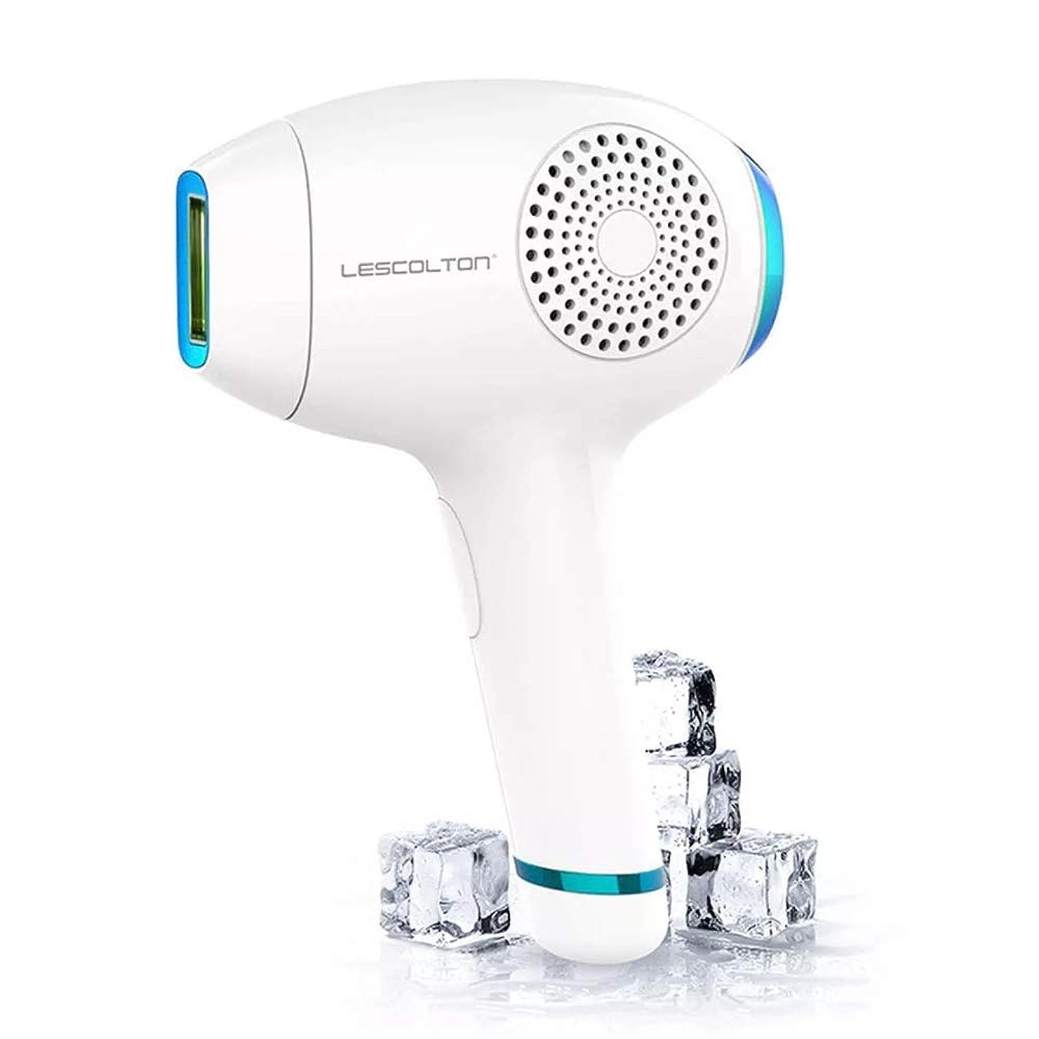 批判バンク何十人も体、顔、および精密な分野用のIPL脱毛装置(ビキニおよび未定義) - Ice Point Laser Epilator