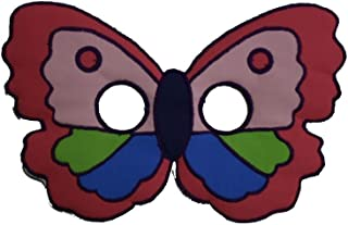 Green Butterfly Dreamy Dress-Ups 50756/Mask Stoffmaske Schmetterling gr/ün