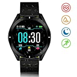 Smartwatch, Reloj Inteligente Impermeable con GPS Monitor de Ritmo...