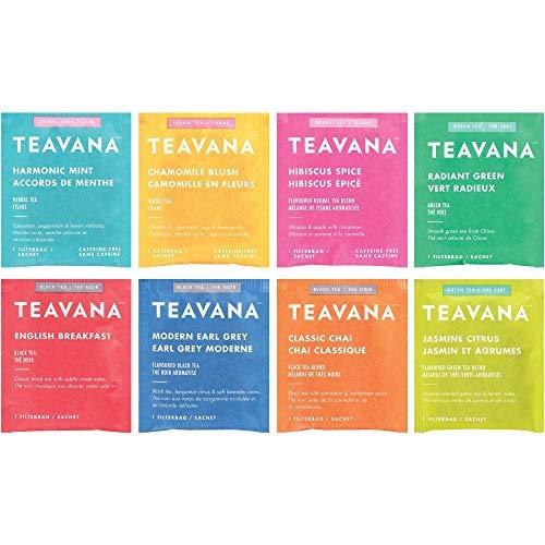 Teavana, SBK12434034, Assorted Tea Collection, 384 / Carton
