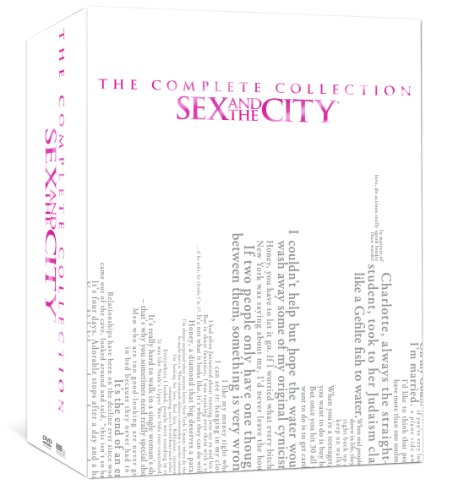 Sex & The City: Complete Series (7 Dvd) [Edizione: Stati Uniti]
