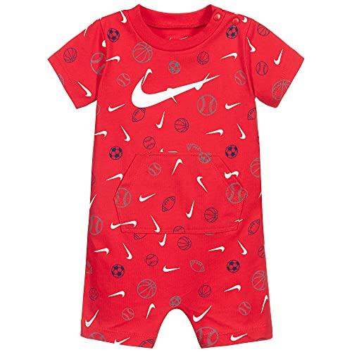 Nike Mameluco con logotipo de los deportes del niño - - 12 meses