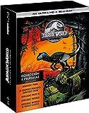 Parque Jurásico 1-5 (4K Uhd + Bd) [Blu-ray]