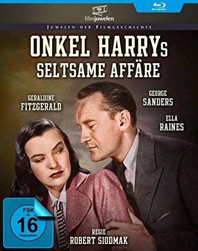 Onkel Harrys seltsame Affäre - von Robert Siodmak (Filmjuwelen) [Blu-ray]
