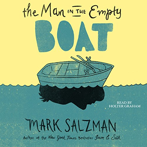 The Man in the Empty Boat audiobook cover art