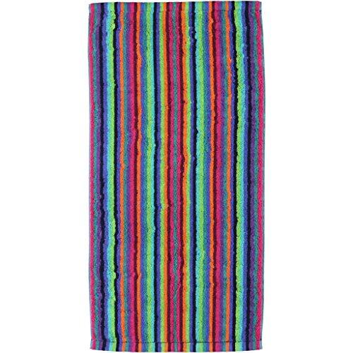 Cawö Home Handtücher Life Style Streifen 7048 Multicolor - 84 Gästetuch 30x50 cm