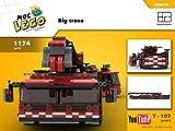 Big crane (Instruction Only): MOC LEGO
