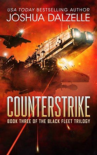 Book: Counterstrike (Black Fleet Trilogy, Book 3) by Joshua Dalzelle