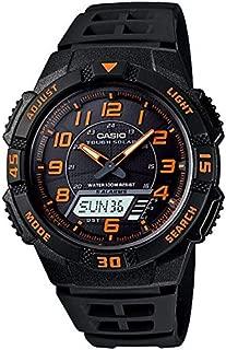CASIO TOUGH SOLAR ANA-DIGI WATCH FOR BOYS AQS-800-1B2