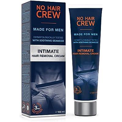 Cheap No Hair Crew Premium Intimate Hair Removal Cream Extra
